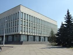 Библиотека Гончара